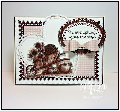 Our Daily Bread Designs Stamp Set: Seasons Change, Our Daily Bread Designs Custom Dies: Wheelbarrow, Lavish Layers, Ornate Hearts, Ornate Ovals, Rectangles, Flourished Star Pattern, Layered Lacey Ovals, Small Bow, Our Daily Bread Designs Paper Collection: Shabby Rose