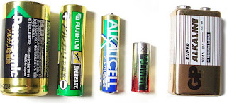 Baterai Alkaline