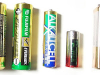Penemu Baterai Alkaline - Lewis Urry
