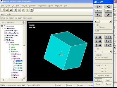 Product Design Engineering: ANSYS Element Types - Meshing Methods