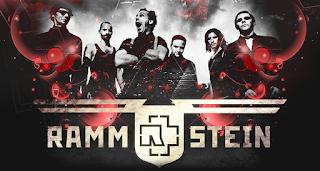 Photo des membres de Rammstein