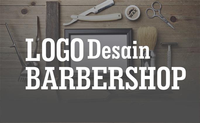 Logo Pangkas Rambut / Barbershop Unik Cdr