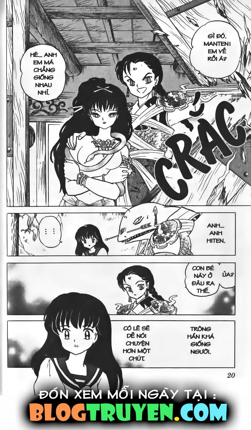 Inuyasha vol 04.1 trang 19