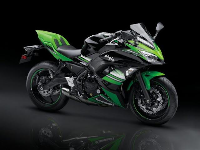 Harga dan Spesifikasi Kawasaki Ninja 650