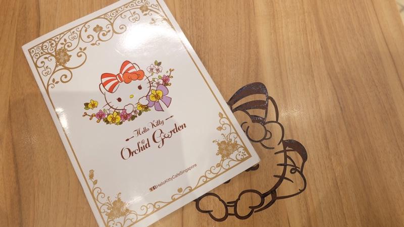 Hello kitty orchid garden cafe singapore rochelle rivera