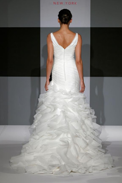 Isaac Mizrahi Bridal 2013 Spring Collection