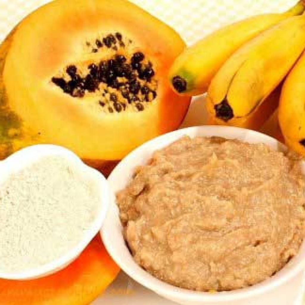 Makanan Pendamping Asi Untuk Bayi Usia  Bulan