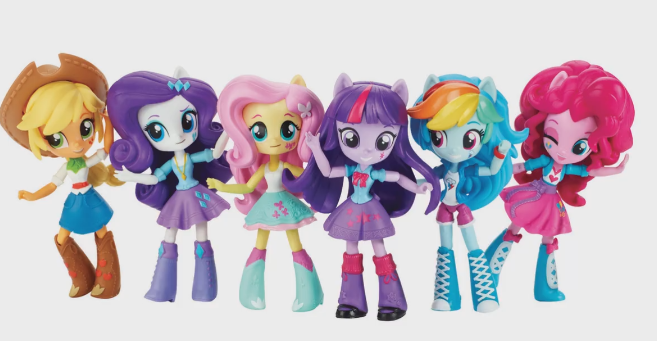 Equestria Girls Mini Releasing January 1st