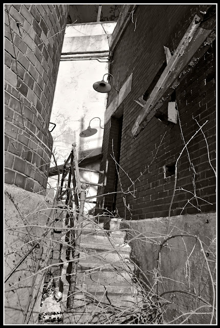 Northside; Cincinnati; Stairs