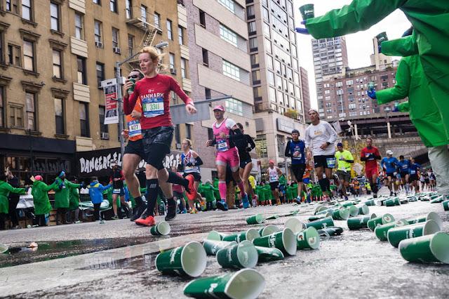 Estrutura da Maratona de Nova York