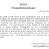 SSC Notice regarding today's MTS 2016 Examination (14 May 2017)
