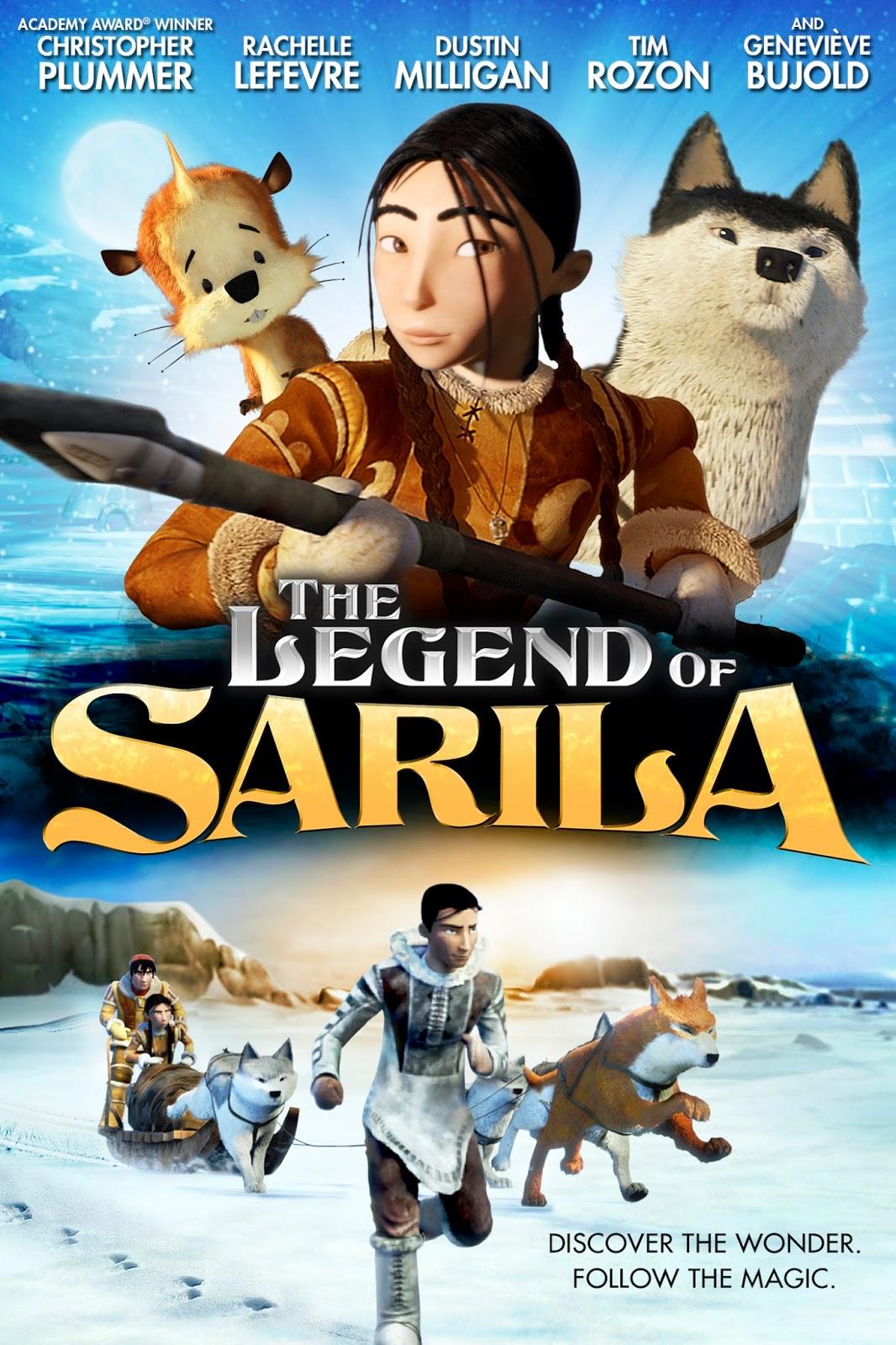The Legend of Sarila ตามล่าตำนานแดนสวรรค์ [HD][พากย์ไทย]
