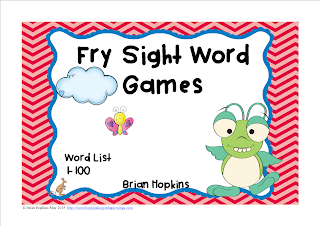 https://www.teacherspayteachers.com/Product/Fry-Sight-Word-Board-Games-No-Prep-100-Word-List-1851330