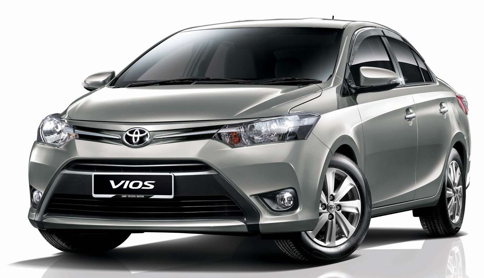 New Upcoming Luxury Sedan Toyota Vios 2016