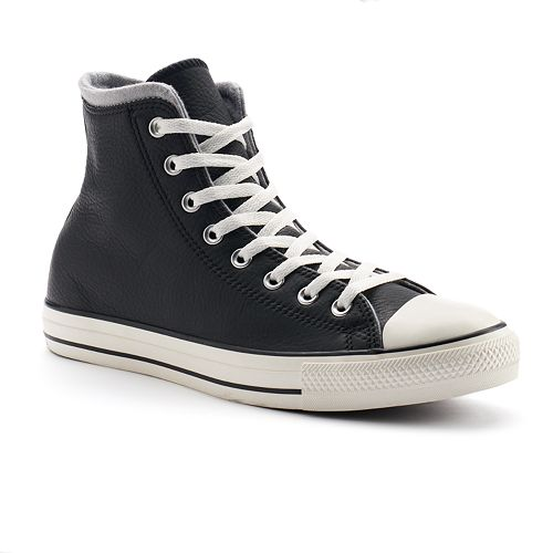 b55f3a0b8d1 Head over to Kohl s right now and snatch this Men s Converse Chuck Taylor  All Star Layered Leather High Top Sneakers in sizes 8-12 (excluding halves)  for ...
