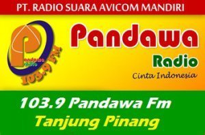 Streaming radio Pandawa fm 103.9 Tanjung Pinang
