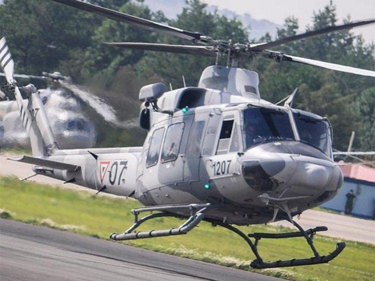 Al sobrevolar plantíos de amapola atacan helicóptero Militar