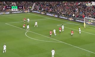 اهداف مباراة مانشستر يونايتد وسندرلاند 3 - 1 الاثنين  26-12-2016 الدوري الانجليزي