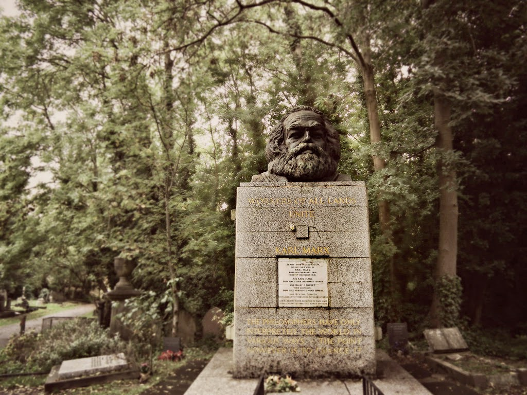 The London Dead The Posthumous Life Of Karl Marx