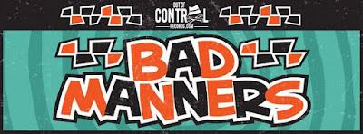 Concierto de BAD MANNERS en Bogotá 1