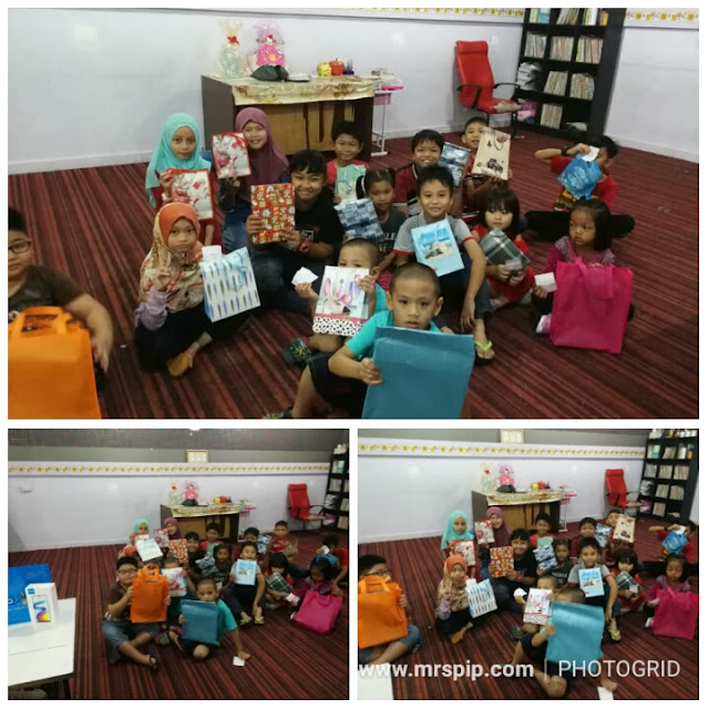 Iman & Amin exchange gift last day tution || 24.12.2018