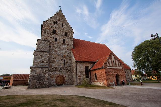 Simrishamn-Chiesa