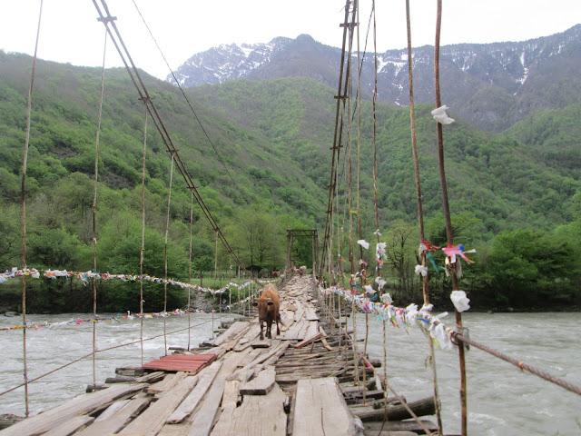 El Lago Ritsa es uno de los sitios que ver en Abjasia
