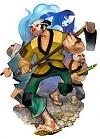 http://thegamesofchance.blogspot.com/2014/07/review-genroku-legends-cause-to-daikon.html