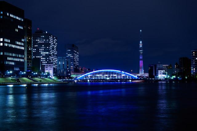 東京スカイツリー「スターウォーズ」公開記念ライティング