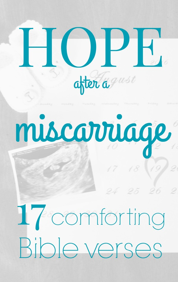 How to comfort a friend who had a miscarriage