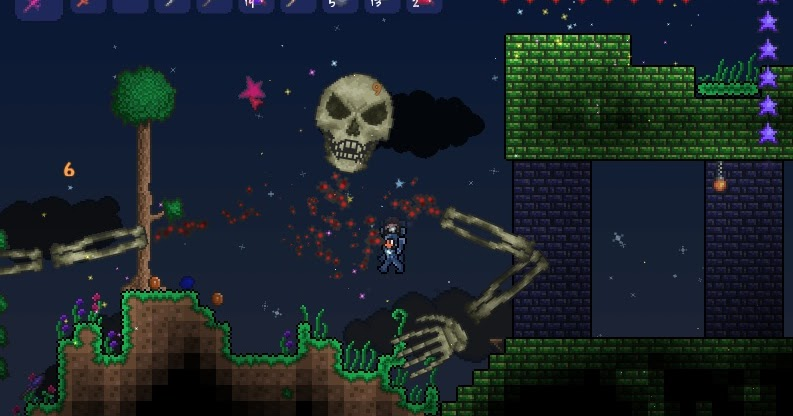 Terraria Co Op Player Can T Craft Same Items