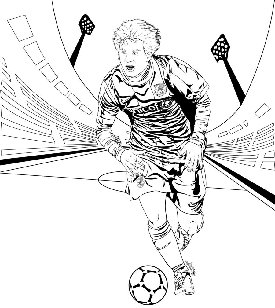 fußballfeld zum ausdrucken