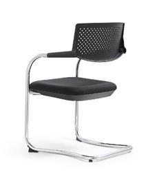 Shankar Guest Chair - Rear View