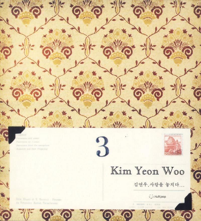 Kim Yeon Woo – Vol.3 사랑을 놓치다 (FLAC)
