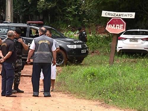 suicídio após sequestrar sogros, ex- mulher e o filho