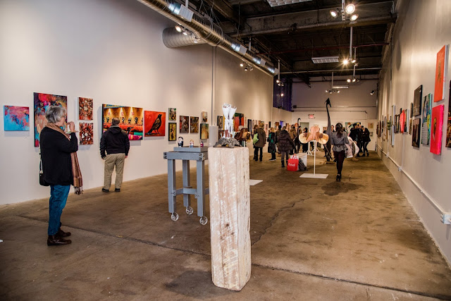 The LIC Arts Open