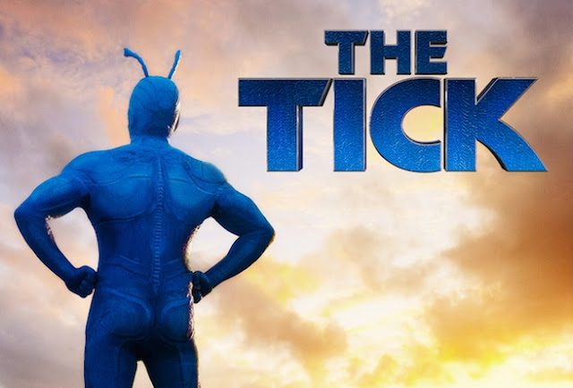 The Tick serie Amazon