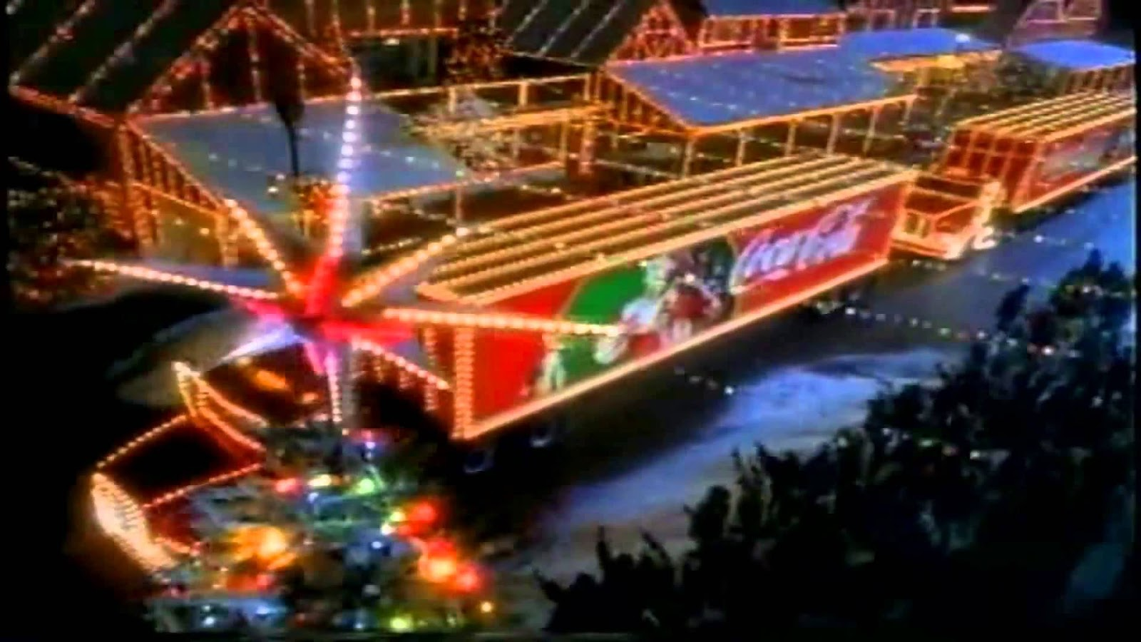 Best Christmas Commercials Coca Cola Christmas Commercial