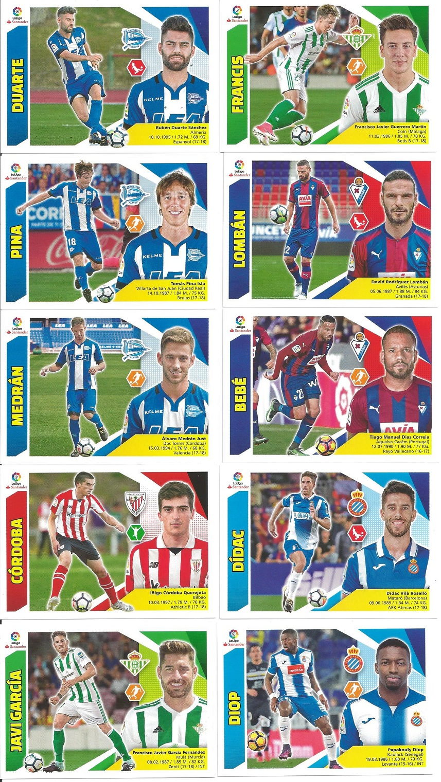 Cuarta Edición Liga ESTE 2017 2018 La Liga Santander Datos 01eceab9f87c3