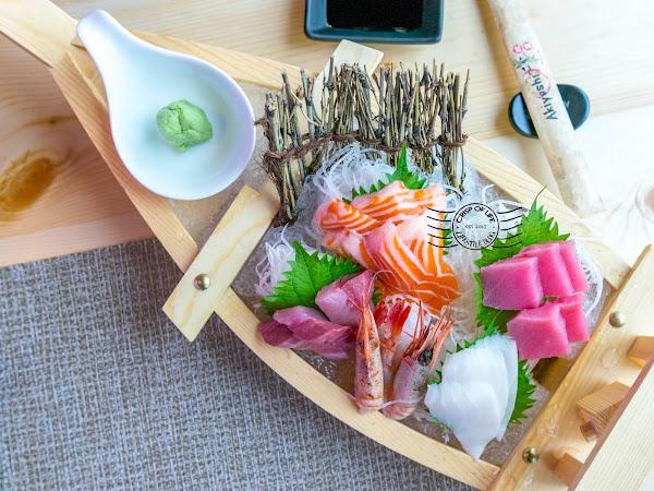 Akiyoshi Japanese Restaurant @ Maritime Automall, Georgetown, Penang