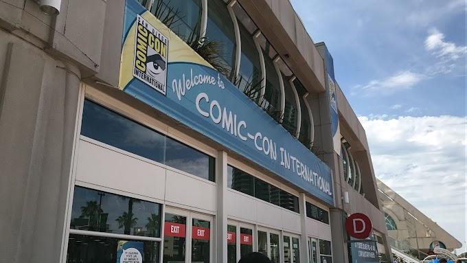 [Cobertura] Uma brasileira na San Diego Comic Con!