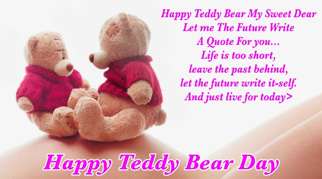 Teddy Bear Day Quotes