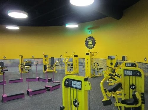 journal of a roly poly princess the 30 minute circuit at planet fitness. Black Bedroom Furniture Sets. Home Design Ideas