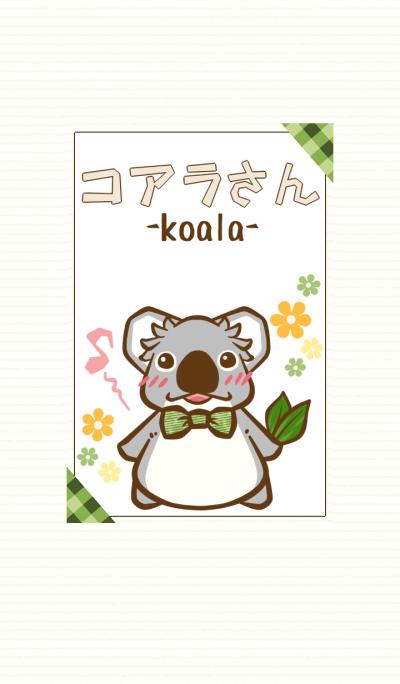 Shaggy Hair's Koala.