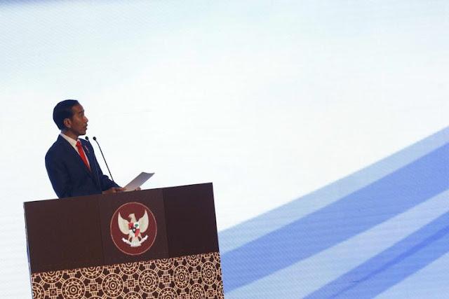 Jokowi Duga Ada yang Merancang Isu Tentara China Masuk RI dan Penyerangan Ulama