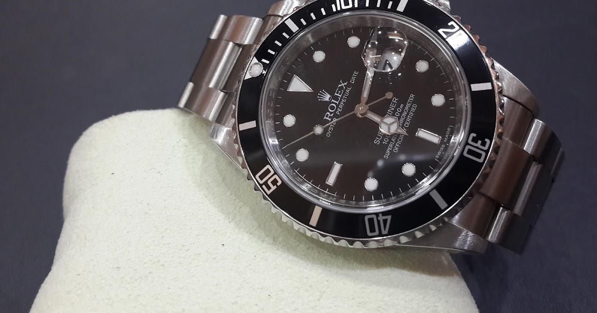 jual beli jam tangan second original jual jam tangan