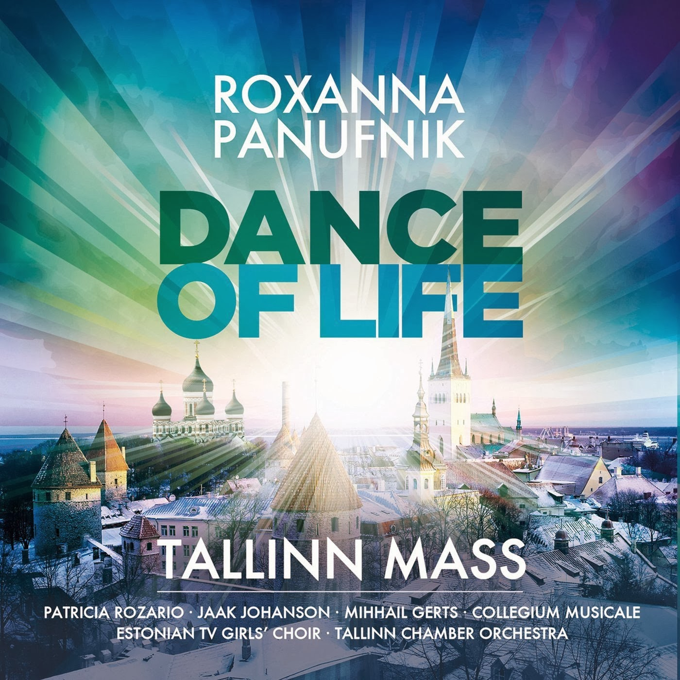 Roxanna Panufnik - Dance of Life