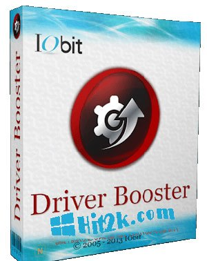 IObit Driver Booster Pro 3.4 Key [Free] Serial Patch With Crack