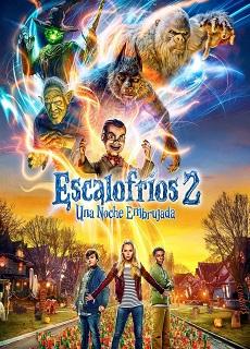 Escalofríos 2: Una Noche Embrujada [720p-1080p] [Latino] [Mega] [2018]