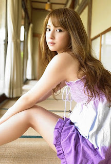 Wanita Cantik dan Seksi Imut Asal Jepang Nozomi Sasaki